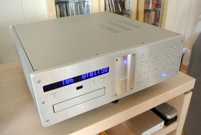 Krell Cipher cd- og sacd-spiller