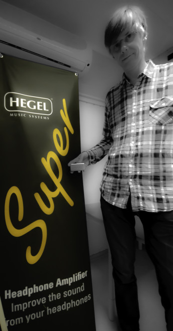 Hegel Super Head-fi Amp